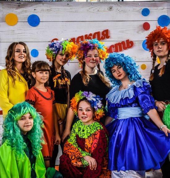 #МолодёжьРузаевки провела финал благотворительной акции